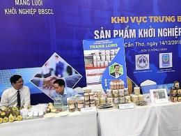 Chung kết cuộc thi khởi nghiệp Đồng bằng sông Cửu Long 2018