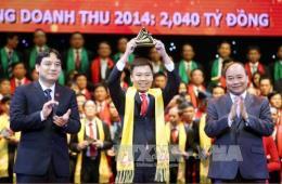 Ngày 23/12 sẽ tổ chức Lễ trao Giải thưởng Sao Vàng đất Việt