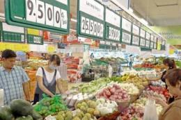 Mở đường cho nông sản vào siêu thị