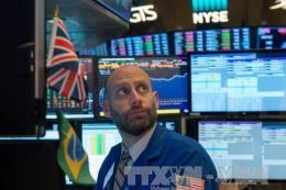 Thị trường chứng khoán Âu - Mỹ đều mất điểm phiên 17/12
