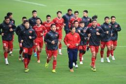 TRỰC TIẾP Bóng đá Việt Nam - Malaysia: Cơ hội làm nên lịch sử