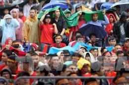 Dự báo thời tiết trước trận chung kết AFF Cup 2018: Hà Nội có mưa vài nơi