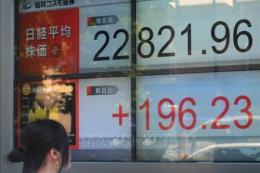 Chứng khoán Nhật Bản, Hong Kong mất điểm