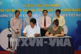 Việt Nam chế tạo thành công thiết bị phẫu thuật laser vi điểm