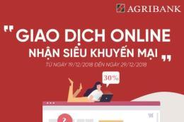 Hơn 1,5 tỷ đồng dành cho chủ thẻ Agribank