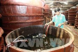 Nhà thùng Phú Quốc mong muốn có bộ tiêu chuẩn riêng cho nước mắm truyền thống