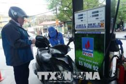 Công bố điều hành giá xăng dầu kể từ 20h hôm nay