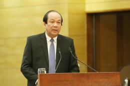 Bộ trưởng Mai Tiến Dũng: Việc chướng tai, gai mắt mà lờ đi không làm là có tội