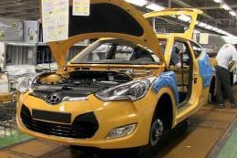 Doanh số bán của 5 hãng xe Hàn Quốc tăng nhờ các nền kinh tế mới nối