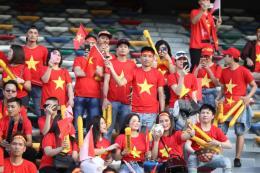 ASIAN CUP 2019: Cháy bỏng con tim yêu bóng đá Việt Nam tại UAE
