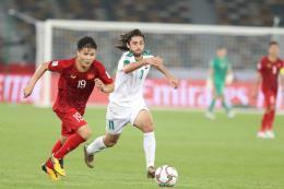 Có điểm trước Iran, thách thức rất lớn của đội tuyển Việt Nam
