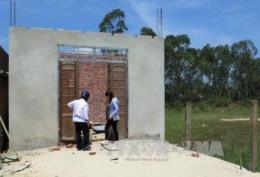 Làm rõ trách nhiệm người để xảy ra xây dựng trái phép ở cụm công nghiệp Phước Tân 