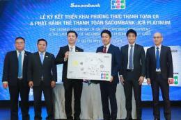 Ngân hàng Việt đầu tiên phát hành thẻ thanh toán cao cấp nhất của JCB