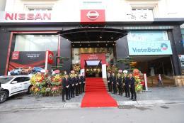 Nissan Việt Nam khai trương đại lý 1S Nissan Tây Hồ
