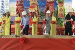Tập đoàn Bamboo Capital động thổ Dự án King Crown Village