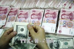 Cuộc chiến thương mại khiến thị trường tài chính Trung Quốc bị hạn chế