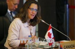 Hướng đi trong chính sách đối ngoại của Canada