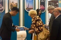 Vietnam Airlines giảm giá vé cho các đoàn khách doanh nghiệp tại TRAVEX 2019