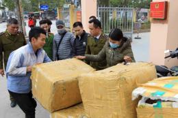 Hải Phòng: Phát hiện hơn 300kg nội tạng động vật bốc mùi hôi thối