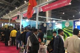 Năm doanh nghiệp Việt Nam tham gia hội chợ du lịch lớn nhất Nam Á