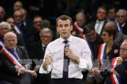 """Tổng thống Pháp nỗ lực tìm lối thoát cho cuộc khủng hoảng """"Áo vàng"""""""