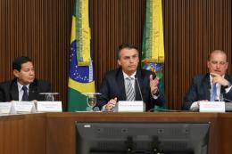 Phát hiện những khoản tiền đáng ngờ chuyển vào tài khoản con trai của Tổng thống Brazil
