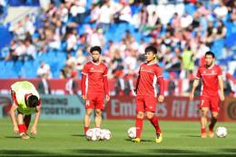 ASIAN CUP 2019: Đội hình ra sân của Việt Nam vs Jordan