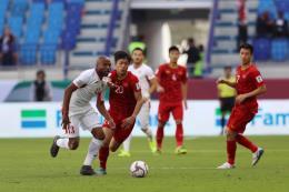 Trực tiếp bóng đá Việt Nam vs Jordan
