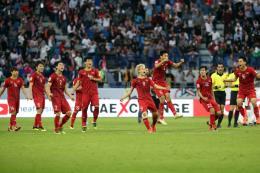 Những hình ảnh Việt Nam chiến thắng ở loạt luân lưu, vào Tứ kết Asian Cup 2019