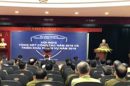 Tổng cục trưởng Trần Hữu Linh: Đạo đức công vụ quản lý thị trường vẫn đáng lo ngại