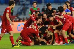 Từ Thường Châu tuyết trắng tới UAE đầy nắng: Cùng tiếp lửa cho đội tuyển Việt Nam