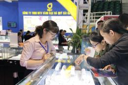 Cận Tết, nhiều thương hiệu trang sức tại Tp Hồ Chí Minh đua nhau giảm giá
