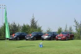 Bamboo Airways trao giải thưởng 4 xe Mercedes cho một golfer vào 22/1