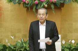 Phó Thủ tướng: Loại bỏ những cán bộ tha hóa, tiếp tay cho tội phạm