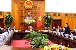 Thủ tướng: Bắc Ninh cần sẵn sàng tâm thế trước một hình thức phát triển cao hơn