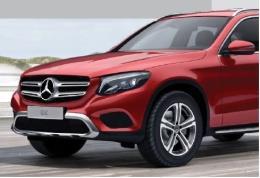 Cập nhật bảng giá xe Mercedes-Benz tháng 1/2019