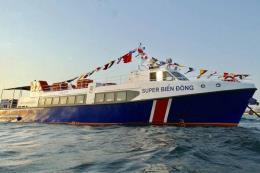 Tàu Super Biển Đông va chạm tàu cá, 3 ngư dân rơi xuống biển