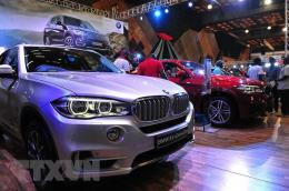 Xe sang BMW lần thứ 3 triệu hồi tại Hàn Quốc