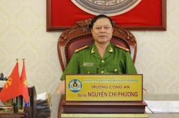 Tước danh hiệu Công an nhân dân đối với Trưởng Công an thành phố Thanh Hóa