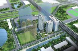 Vinata Tower kiến tạo không gian sống xanh