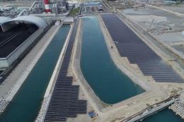 Dự án điện mặt trời đầu tiên tại Bình Thuận hòa lưới điện quốc gia
