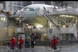 Airbus đã chi hàng chục triệu euro để chuẩn bị cho Brexit