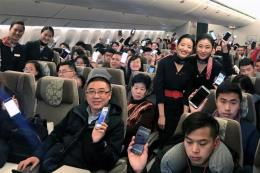 Hành khách Trung Quốc đi máy bay sẽ đạt 1,6 tỷ lượt vào năm 2037