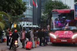 """FLC tổ chức chương trình """"FLCbus - Chuyến xe yêu thương - Về nhà đón Tết"""""""