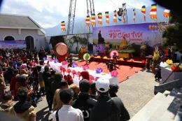 Khai mạc Lễ hội Khèn hoa và Hội Xuân mở cổng trời Fansipan