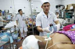 T.p Hồ Chí Minh khám chữa bệnh hơn 90.000 lượt người trong dịp Tết