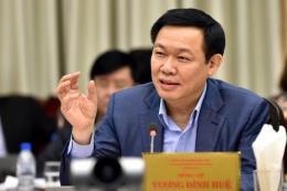 Phó Thủ tướng Vương Đình Huệ: Ủng hộ xác định tầm nhìn dài hạn cho Việt Nam