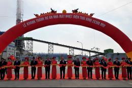 Nhiệt điện Thái Bình chính thức đi vào hoạt động