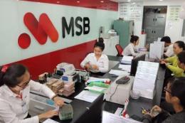 """MSB dự kiến sẽ chính thức """"lên sàn"""" vào quý III/2019"""