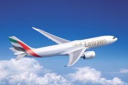 Emirates đặt mua 40 máy bay thân rộng mới của Airbus